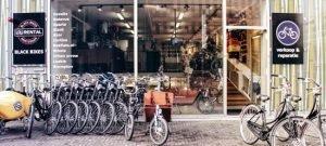 Fahrrad verleih Amsterdam