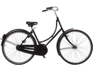 Pedal brake Bike