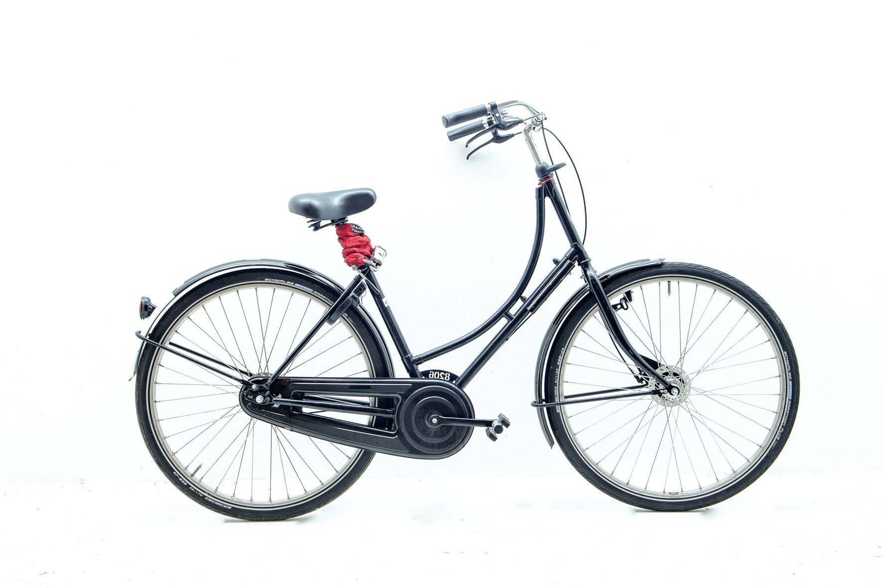 Handbrake rental bike