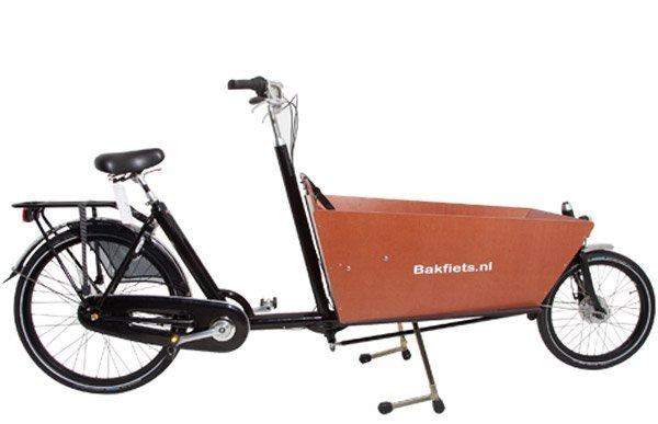 Cargo bike rental