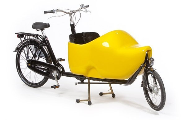 Clog cargo bike rental