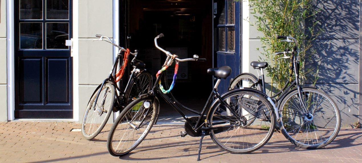 Black Bikes Frederiksplein