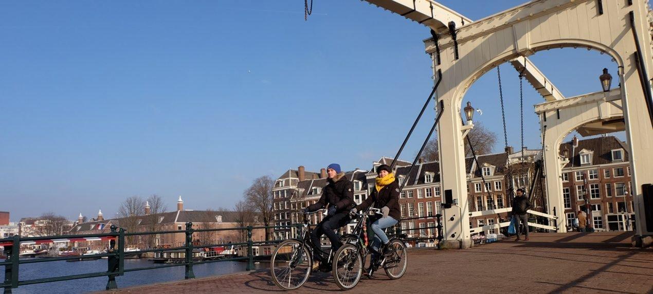 Black Bikes Rembrandtplein